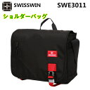 ショルダーバッグ ボディバッグ メンズ 斜めがけ 軽い ビジネスバッグ 出張 メンズバッグ レディース 斜めがけバッグ メッセンジャーバッグ おしゃれ 通勤 鞄 防水 送料無料 SWISSWIN SWE3011