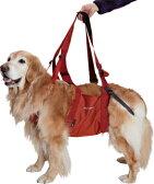 【大型犬用介護用品】モンベル(mont-bell)ドギーキャリーハーネス New だっこ紐【あす楽対応】