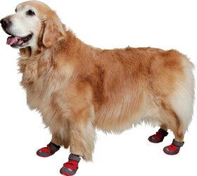 【大型犬用シューズ(靴)】グリップトレックス ワンちゃんの足裏を保護するオフロード用ブーツの決定版!