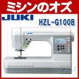 【送料無料】JUKIコンピューターミシン グレイス100B(GRACE 100B) HZL-G100B [RS-JU060]