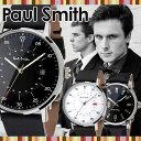 ポールスミス 腕時計【選べる3種類!】[ PaulSmith 時計 ]ポール スミス 時計[ Paul Smith 腕時計 ]ポールスミス時計 BLOCK ブロック メンズ/ブラック [革 ベルト/シルバー/新作/人気/ブランド/ビジネス/シンプル/プレゼント/ギフト/ペア][送料無料] 02P01Oct16