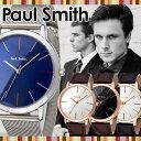 ポールスミス 腕時計【選べる4種類!】[ PaulSmith 時計 ]ポール スミス 時計[ Paul Smith 腕時計 ]ポールスミス腕時計 MA エムエー メンズ/レディース/シルバー [革 ベルト/ブラウン/ローズ ゴールド/新作/人気/ブランド/ビジネス/シンプル/プレゼント/ギフト][送料無料]