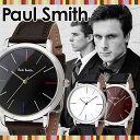 【レビュー★4以上の高評価無料ラッピングサービス!一つずつ丁寧に真心を込めてラッピングさせていただきます!】ポールスミス 腕時計( PaulSmith 時計 )ポール スミス( Paul Smith )