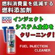 【リキモリ LIQUIMOLY 燃料添加剤】300ml缶FUEL INJECTION CLEANER【インジェクションクリーナー】