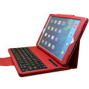 【送料無料】【あす楽】新商品 iPadPro9.7専用/iPad air1/2専用選択☆ Bluetooth キーボードレザーケース付き☆全5色選択可能☆