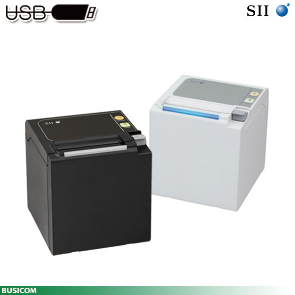 【SII/セイコーインスツル】RP-E10(上面排紙モデル)サーマルレシートプリンター《USB接続》本体単品【送料無料・手数料無料】♪