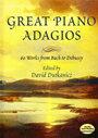 ピアノ 楽譜 オムニバス | アダージョ名曲集 | Great Piano Adagios