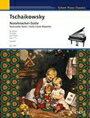 ピアノ 楽譜 チャイコフスキー | くるみ割り人形組曲 | Nussknacker-Suite