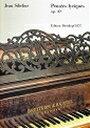 ピアノ 楽譜 シベリウス | 抒情的瞑想 | Pensees lyriques Op.40