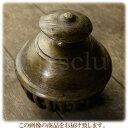 エレファントベル 象の鈴 直径約12.5cm 重さ約1.5kg インド 真鍮製 MGD-O-BELL-502
