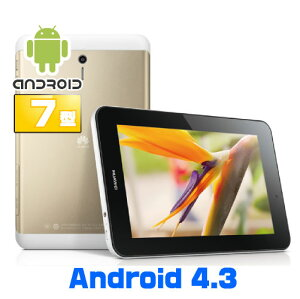 HUAWEI(�ե���������)MediaPad7Youth2�����ѥ����(53014013)Android4.3/7��������֥�å�