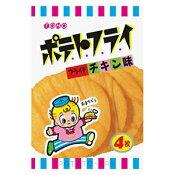 東豊製菓 ポテトフライ フライドチキン 11g×20入