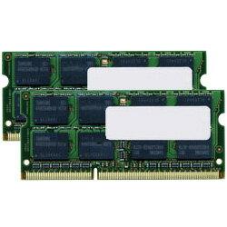 【バルク品】 増設メモリ SO-DIMM ・DDR3・1600MHz・PC3-12800・204pin・4GB×2枚組 GBN1600-4GX2