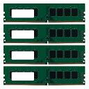 【バルク品】 増設メモリ DIMM ・DDR4 ・2133M...