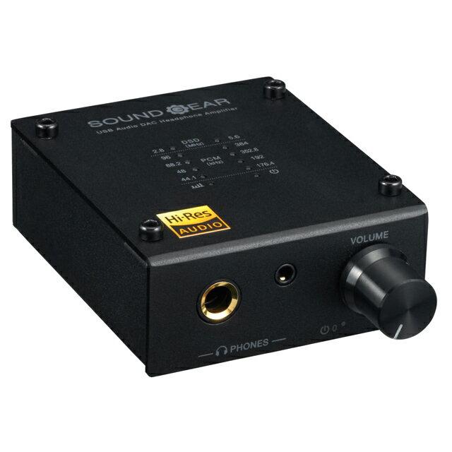 DAC内蔵ヘッドフォンアンプ「PAV-HADSD」