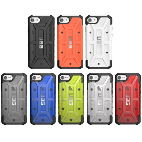UAG iPhone 8/7/6s用 Pathfinderケース/Plasmaケース(スタンダード) 全8色 耐衝撃 UAG-IPH7シリーズ