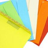 【メール便対応】【ELCO(エルコ)】OfficeColor カラー封筒 C6 25枚入 (74634)【文具/オフィス事務用品/ステーショナリー/レター】