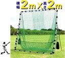 【送料無料】【バッティングネット】2m×2mの大型サイズ!打ったボールをガッチリキャッチ!プロマーク・PROMARKバッティングトレーナー・ネット広角HT-75【あす楽対応】:【sp_0111】05P27Jan14