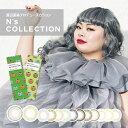 エヌズコレクション N's COLLECTION 1DAY (1箱10枚入り)【送料無料】( カラコ