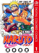 NARUTOーナルトー カラー版 1