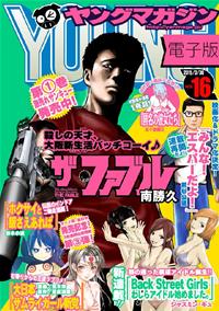 ヤングマガジン 2015年16号