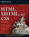 HTML, XHTML, and CSS Bible-【電子書籍】