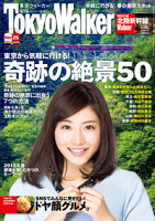 TokyoWalker東京ウォーカー2015No.5