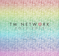 TMNETWORK30th1984~2012-2015公式ツアーパンフレット