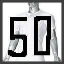 50回半袖記念はなんと…特になしの半袖方向ゆえ、半袖浮かれることなく、半袖平常心でお送りします。『「