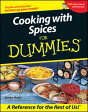 Cooking with Spices For Dummies-【電子書籍】