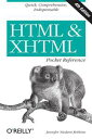 HTML & XHTML Pocket Reference-【電子書籍】