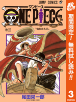 ONEPIECEカラー版3