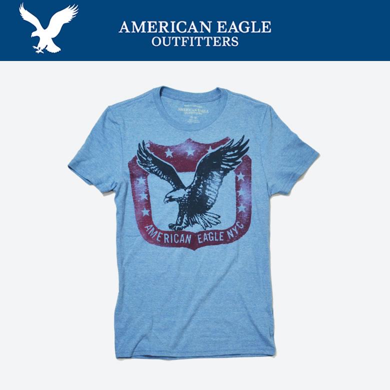 アメリカンイーグルアウトフィッターズからグラフィックTシャツ