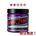 MANIC PANIC マニックパニック エレクトリックアメジスト【ヘアカラー/マニパニ/毛染め/髪染め/発色/MC11036】
