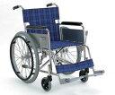 [アルミ製]車椅子 KA202−42 A3/A9KH-0931-01