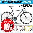 【スマホエントリーでポイント10倍!】フジ 2016 パレット/PALETTE【クロスバイク】【アルミ】【ALTUS(アルタス)】【自転車】【FUJI】