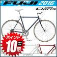 【スマホエントリーでポイント10倍!】フジ 2016 バラッド/BALLAD【クロスバイク】【クロモリ】【CLARIS(クラリス)】【自転車】【FUJI】