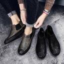 ショッピングOUTDOOR メンズ カジュアルシューズ 小さいサイズ 革靴 軽量 柔らかい 防滑 通気性 機能性 レジャー 歩きやすい アウトドア ブラック 黒 カーキ シューズ 靴[Rucopis]