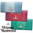 ヴィヴィアンウエストウッド ヴィヴィアン 財布 DEVON 二つ折り長財布 Vivienne Westwood メンズ レディース おしゃれ かわいい 送料無料 ブランド 正規品 新品 2016年 ギフト プレゼント