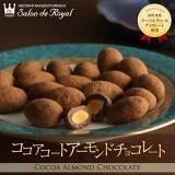 アーモンドとミルクチョコのベストマッチ★ココアコートアーモンドチョコレート(200g/袋)