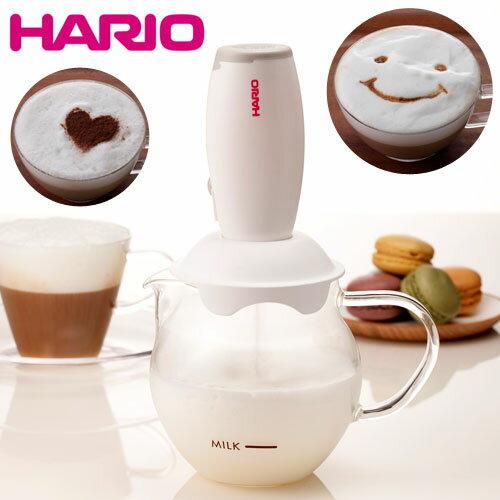 【HARIO】ハリオ クリーマー・キュート[CQT-45][ミルククリーマー][泡立て器]