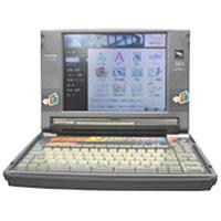 ワープロ パナソニック スララ FWU1CSD500(FW-U1CSD500) スーパーディスク対応