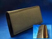 金運アップ・開運財布専門店 「財布屋」 日本の財布職人が作る開運の財布 開運黒の長財布