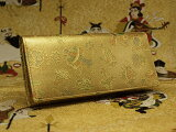 金運アップ・開運財布専門店 「財布屋」 財布職人が作る開運の財布 金「宝づくし」 長財布