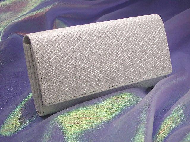 金運アップ・開運財布専門店 「財布屋」 日本の財布職人が作る開運の財布 白蛇 多機能財布