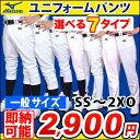 【ポイント3倍】【あす楽対応】MIZUNO(ミズノ) 野球用練習ユニフォームパンツ (ガチパンツ)一般用練習着 ショート ロングパンツ ストレート ショートフィット バギー (12jd6f60-12jd6f61-12jd6f62-12jd6f64-12jd6f65-12jd6f66-12jd6f67)【×DM便不可×】