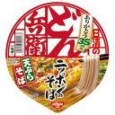 だし感アップで、つゆがさらにおいしく(西日本用)日清のどん兵衛天ぷらそば(西)1箱12食