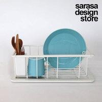 水切りラック[nspディッシュラック_nsp002]レビューを書いたら送料無料designed by sarasa.com【0603superP10】【あす楽対応_関東】