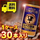 ジョージアヨーロピアン コクの微糖 185g缶1ケース30本入