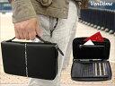 セカンドバッグ として パスポート も収納できる大容量な 長財布 としても! メンズ ラウンドファスナー 本牛革 パイソン皮 セカンドバック レザー 革 送料無料 ギフト プレゼント